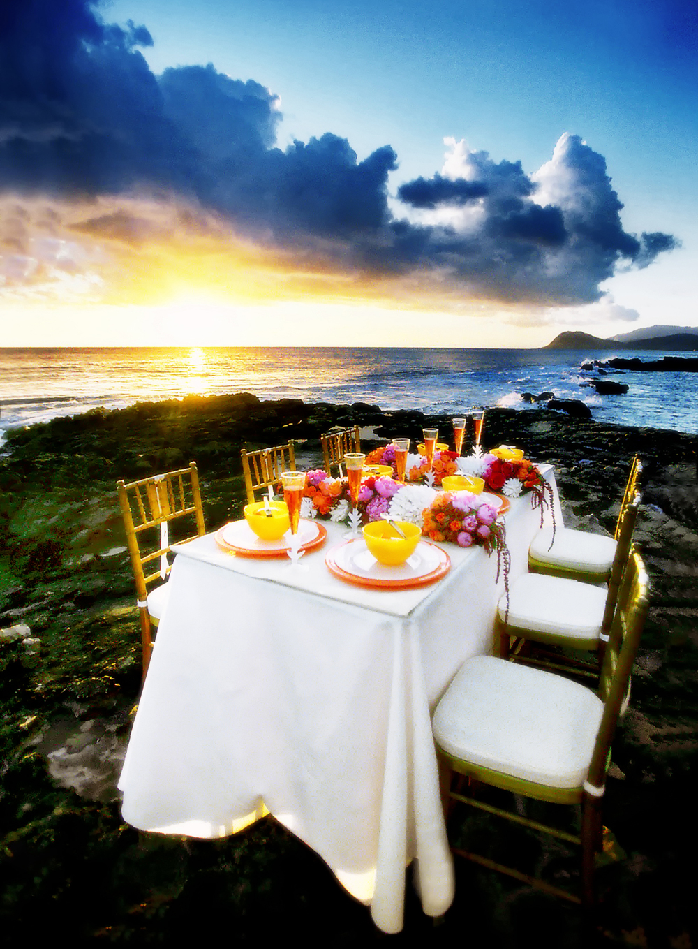 Beach Weddings Hawaii - No Venue is Too Secluded.