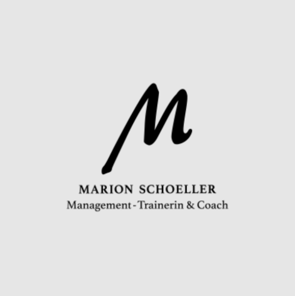 Management Coach:  Marion Schöller  |   Work: Corporate Identity