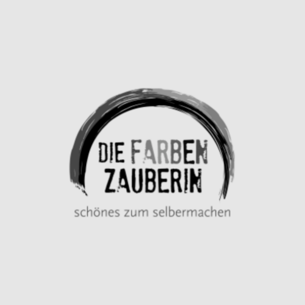 Online Shop:  Die Farben Zauberin |  Work: Corporate Identity,, Business Cards, Flyer, Webdesign