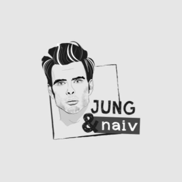 Journalism & Social Media:  Jung & Naiv  | Tilo Jung Work: Corporate Identity,  Social Media Channels