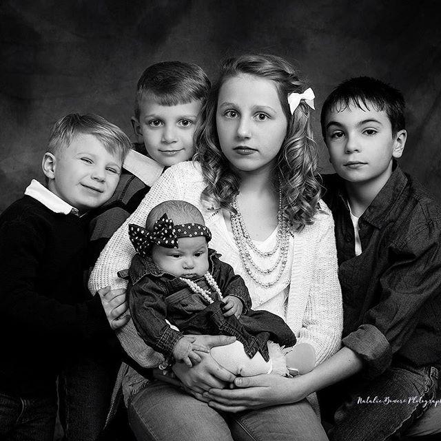 #siblings #family #portraitphotography #portrait #child #children #blackandwhite #monochrome #ohiophotographer