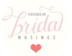 Bridal Musings Alyssa Kristin Wedding Dress Designer