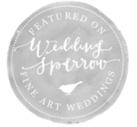 Wedding Sparrow Bridal Feature