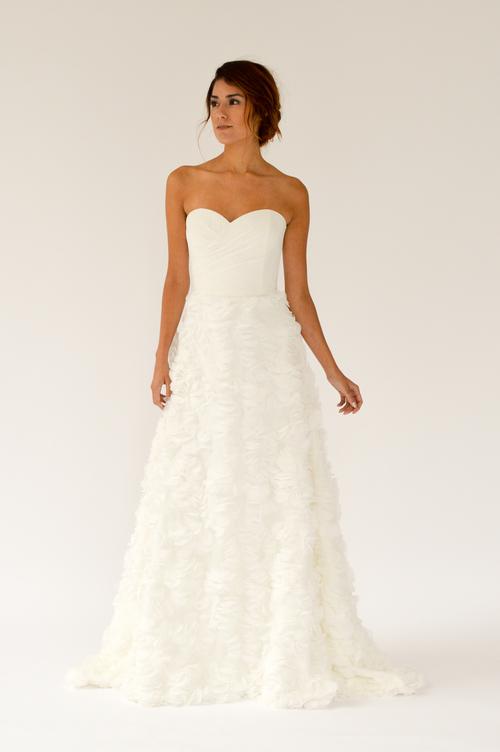 Alyssa Kristin Wedding Dresses Chicago : Bridal Gowns Chicago — Eloise