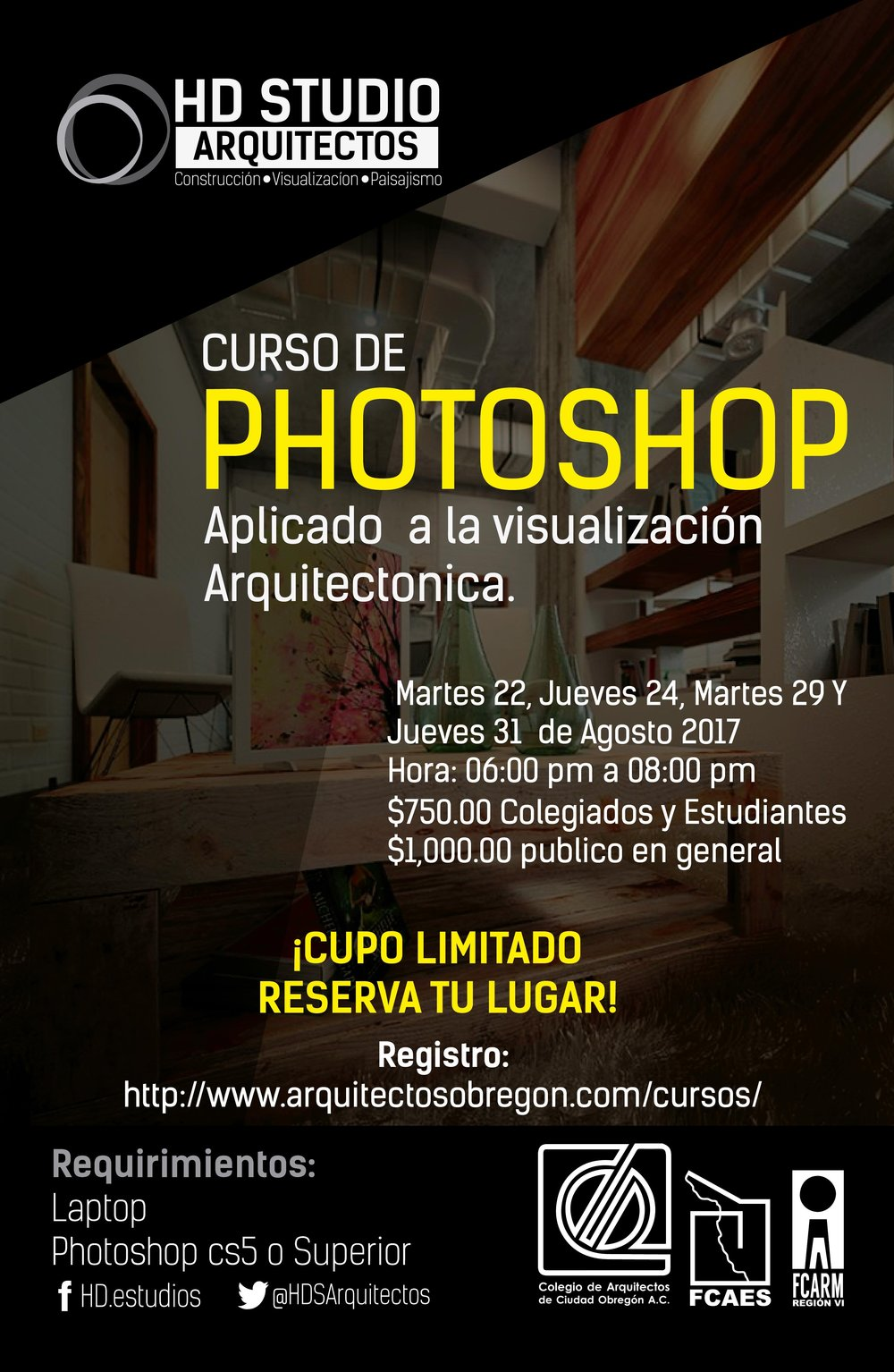 Cursos — Colegio de Arquitectos de Ciudad Obregón A.C.