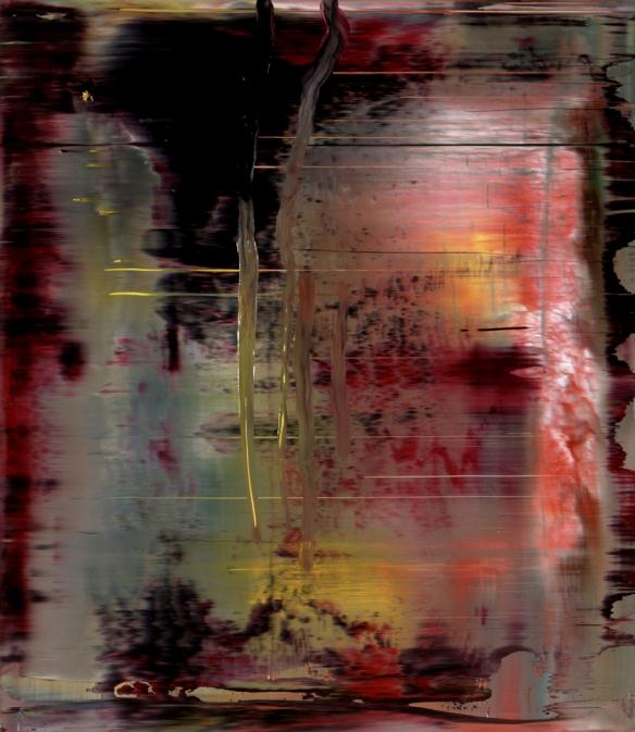 Abstraktes Bild, 2000