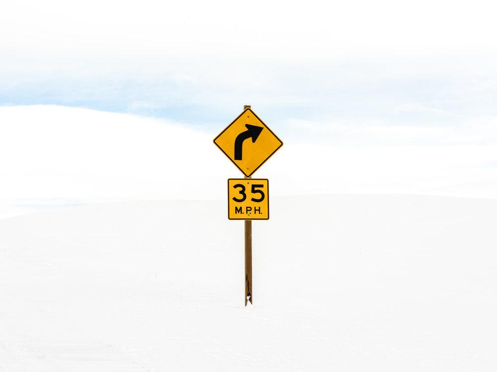 35 Right Turn
