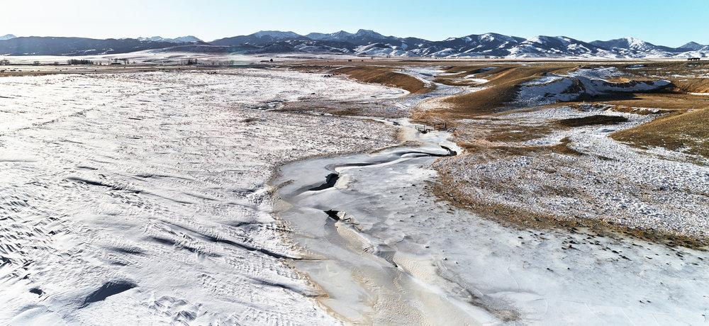 Montana freeze