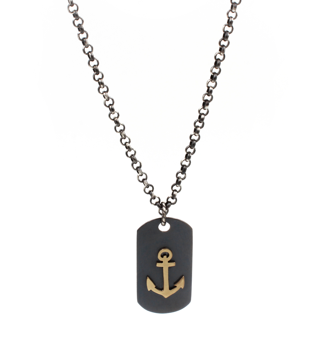 Anchor Dog Tag Necklace.jpg