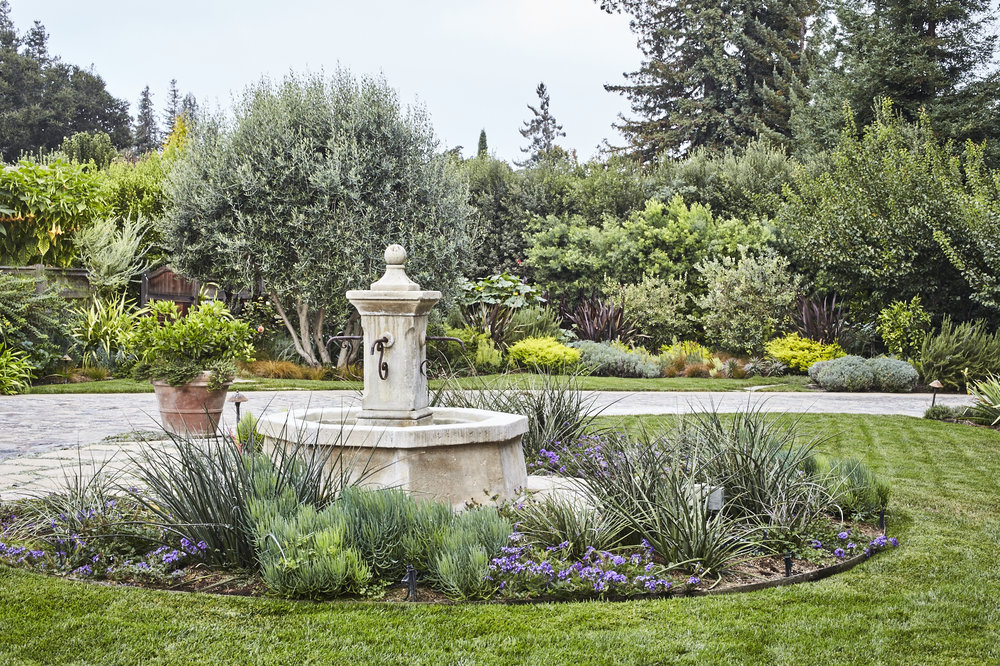 Mediterranean Edible Landscape - Inspired by Italy — Pine House ...