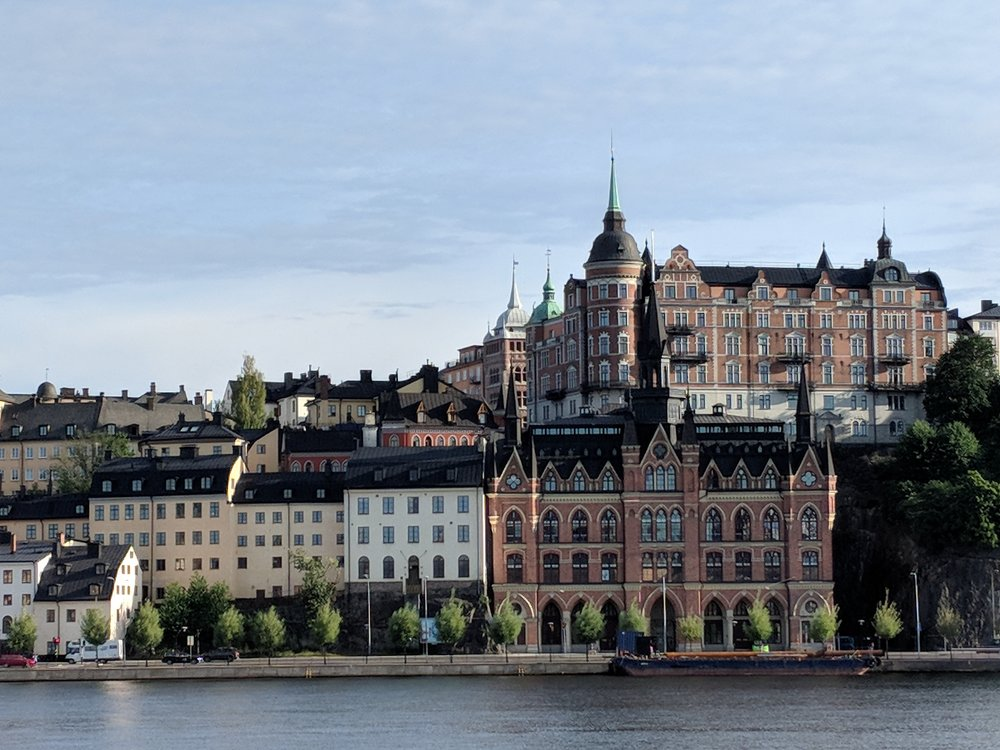 Stockholm's old city