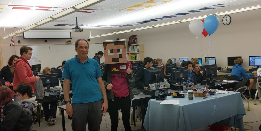 4th Annual Lunch Hour of Code
