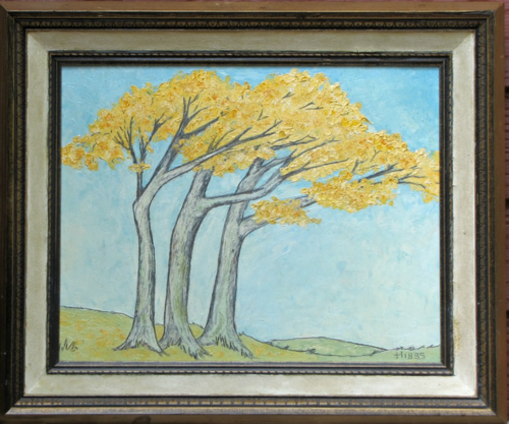 Prevailing Winds $575 Lilith Maxine Hibbs
