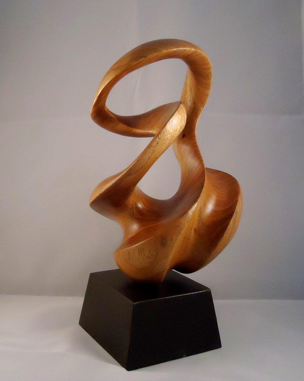 Woodcarving Abstract 1 Maureen Laxpati