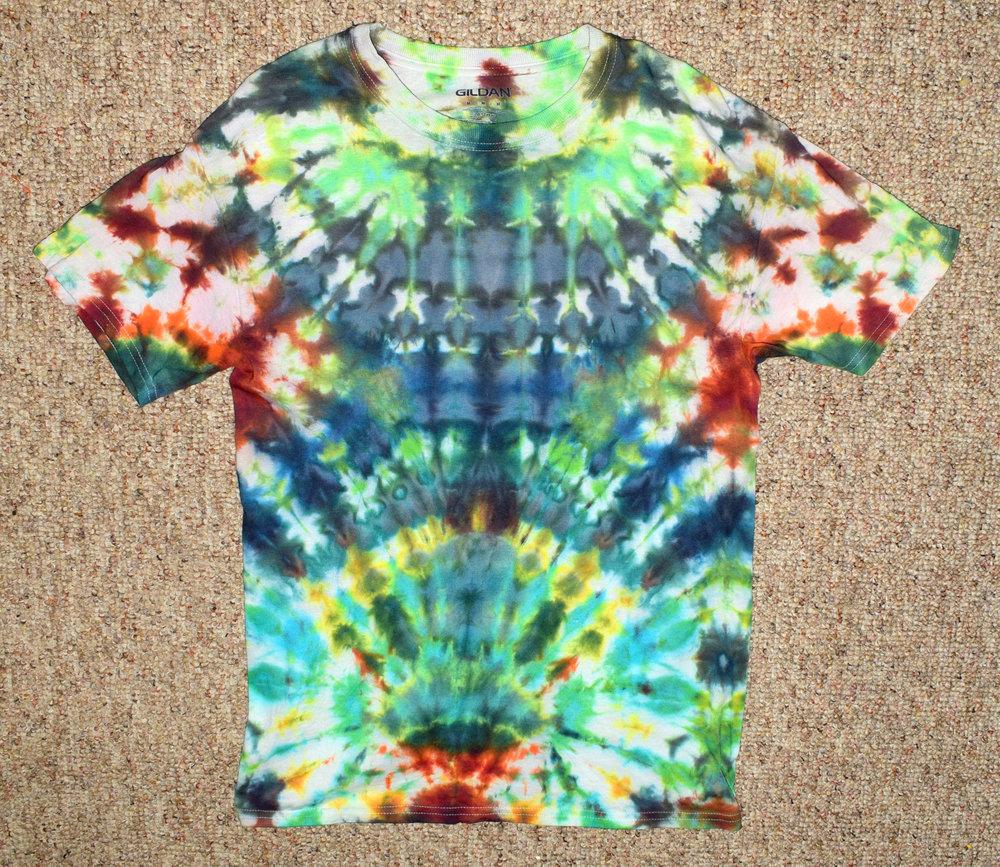 John Colwell 2017 Tie Dye T-Shirt $35