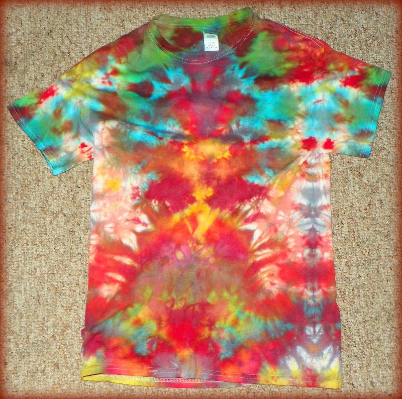 John Colwell 2017 Tie Dye T-Shirt $30