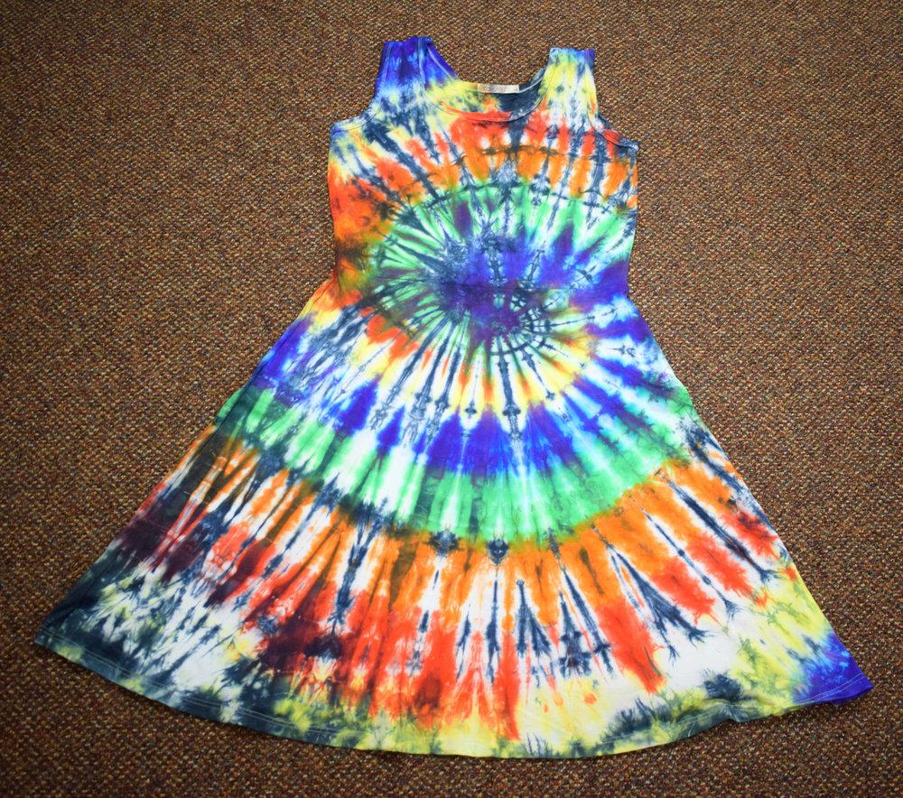 Tie-dye Dress John Colwell 2017 $40