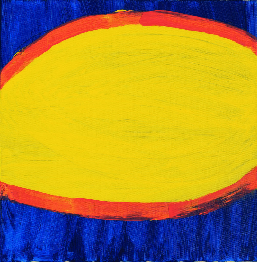 Solar Energy Angel Ross 8/2017 Acrylic on Canvas Painting $30 , Print $25