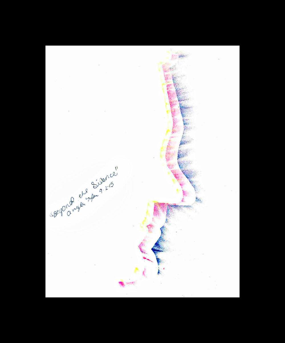 Beyond the Silence Angela Tyler Print $25