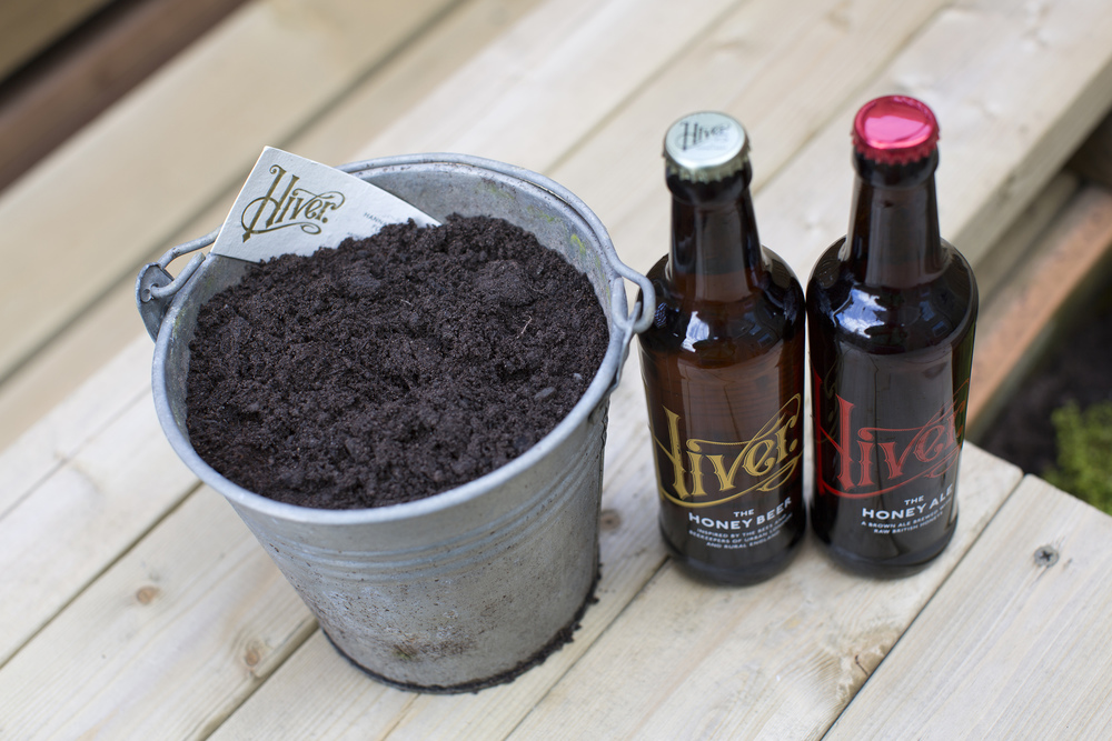 Seeds sown, beers about to be put in the fridge — watch this space for an update and a tasting session!
