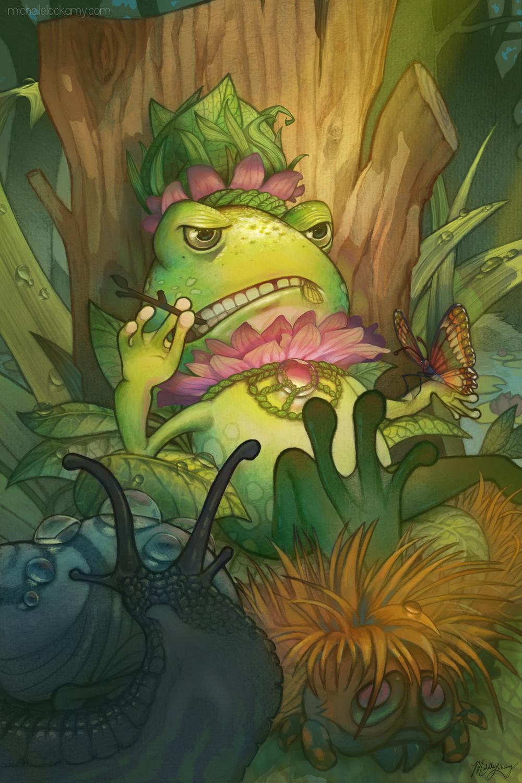 Lockamy_Frog Prince