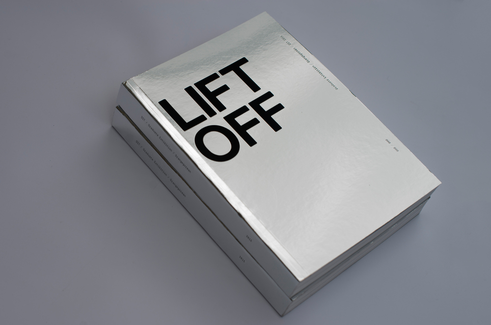 LIFT OFF – DIT Graduate Exhibition 2015