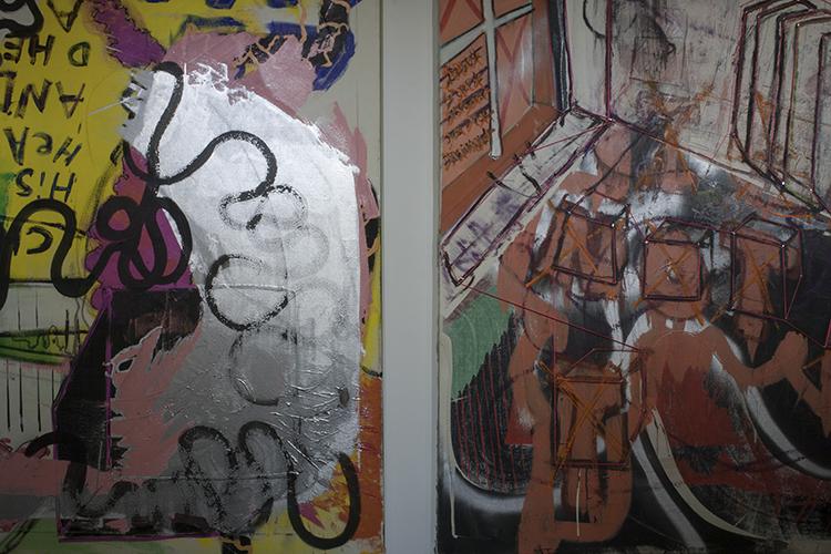 Soup Experimental Exhibition Detail
