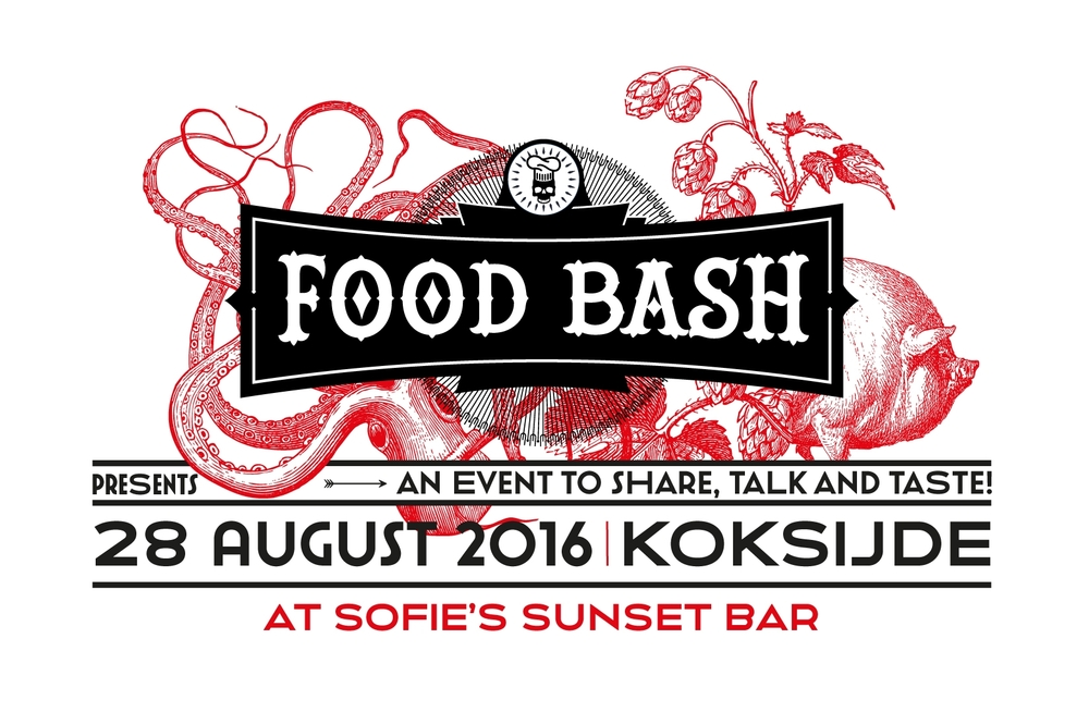 Food bash 4 at sofie 39 s sunset bar koksijde for Bash bash food bar vodice