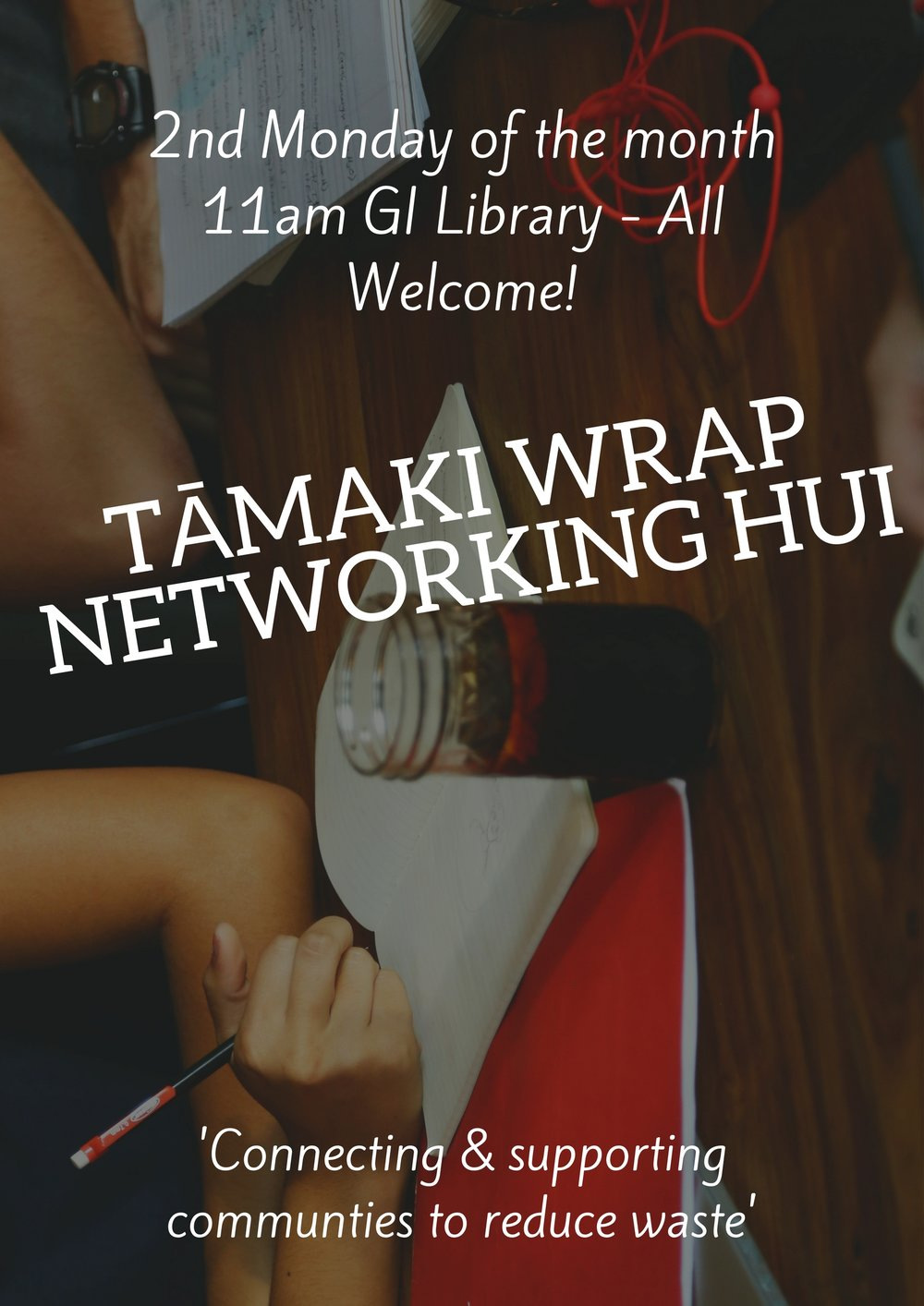 Tamaki WRAP Networking Hui update.jpg