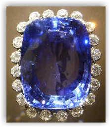 Logan Blue Sapphire
