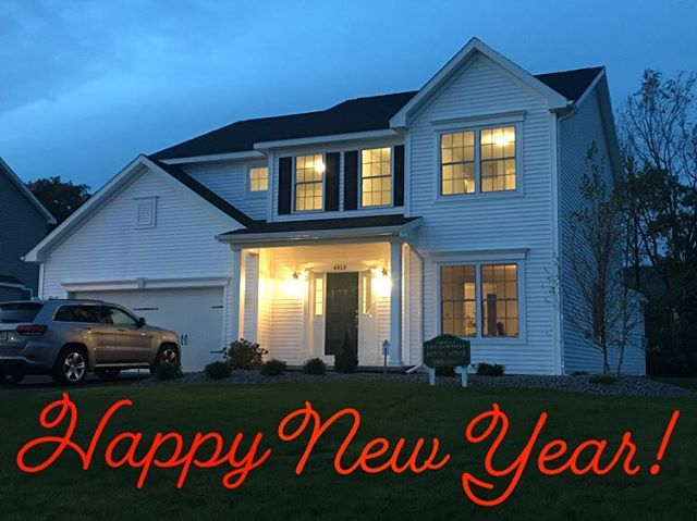 New year, new home?  YES! Come visit our model in Jamesville and see what the possibilities are! . . . . . . . . . #cordellecustomhomes #cordellejamesvilleny #cnynewhomes #cnyrealestate #cnyparadeofhomes #cnyparadeofhomes2018 #syracusenewhomes #syracuserealestate #cnybuilder #syracusebuilders
