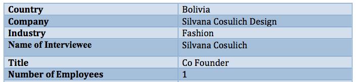 Bolivia emprendedora