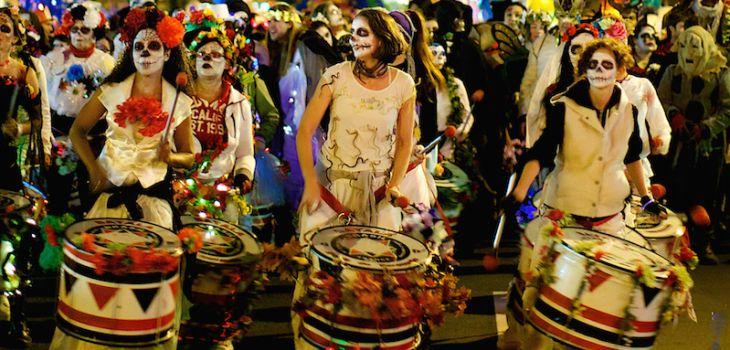 Credit: Village Halloween Parade