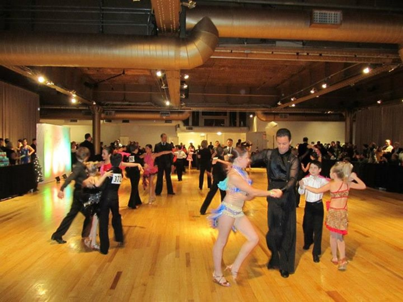 City's Dancesport Challenge @the Altman Building (Credit:  City's Dancesport Challenge )