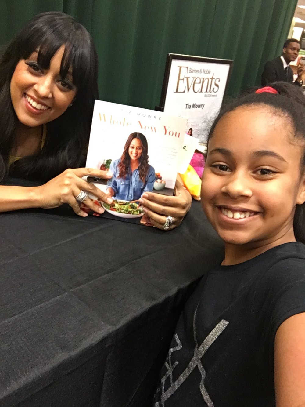 Aniyah and Tia Mowry