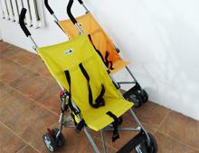 Прогулочная коляска (требуется залог)