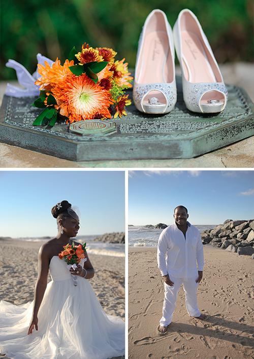 cape henry lighthouse wedding