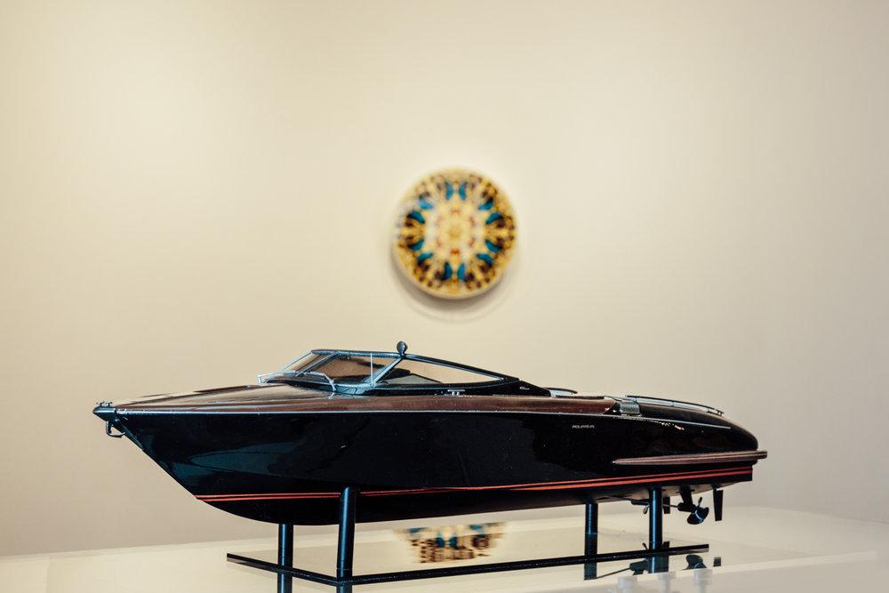 Versilia Yachting Rendezvous   Galleria Flora Bigai  Pietrasanta, 2017