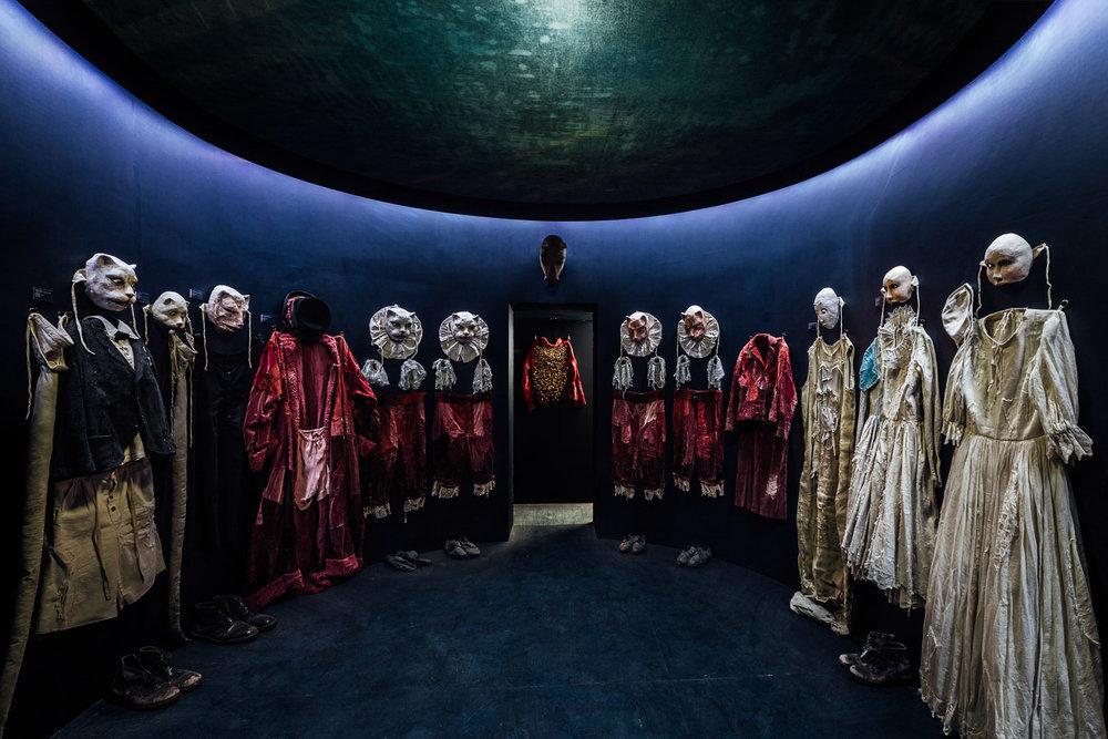 Teatro Del Carretto   Le Stanze del Sogno   Casermetta San Martino  Lucca, 2016
