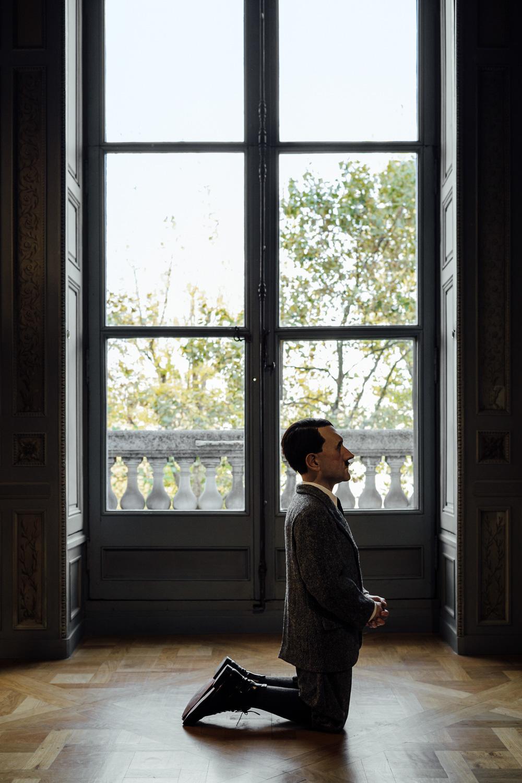 Maurizio Cattelan   Not afraid of Love    Monnaie de Paris   Paris,2016