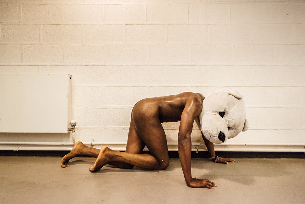 Jamal Harewood | The Privileged    Spill Festival of Performance   London, 2015
