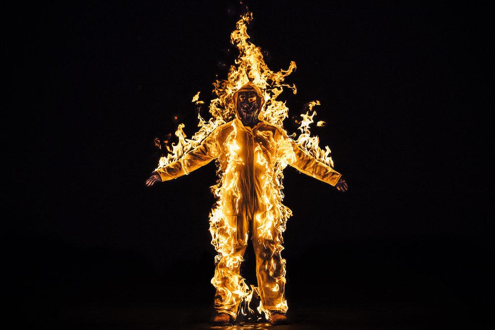 Cassils | Inextinguishable Fire