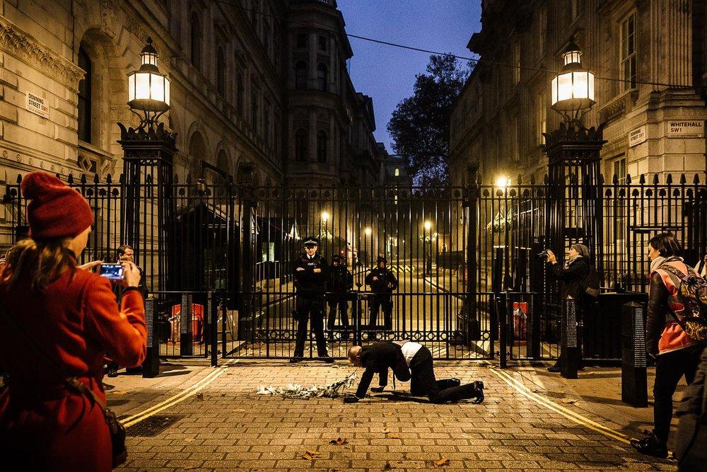 Kris Canavan | Dredge    Spill Festival of Performance   London, 2015