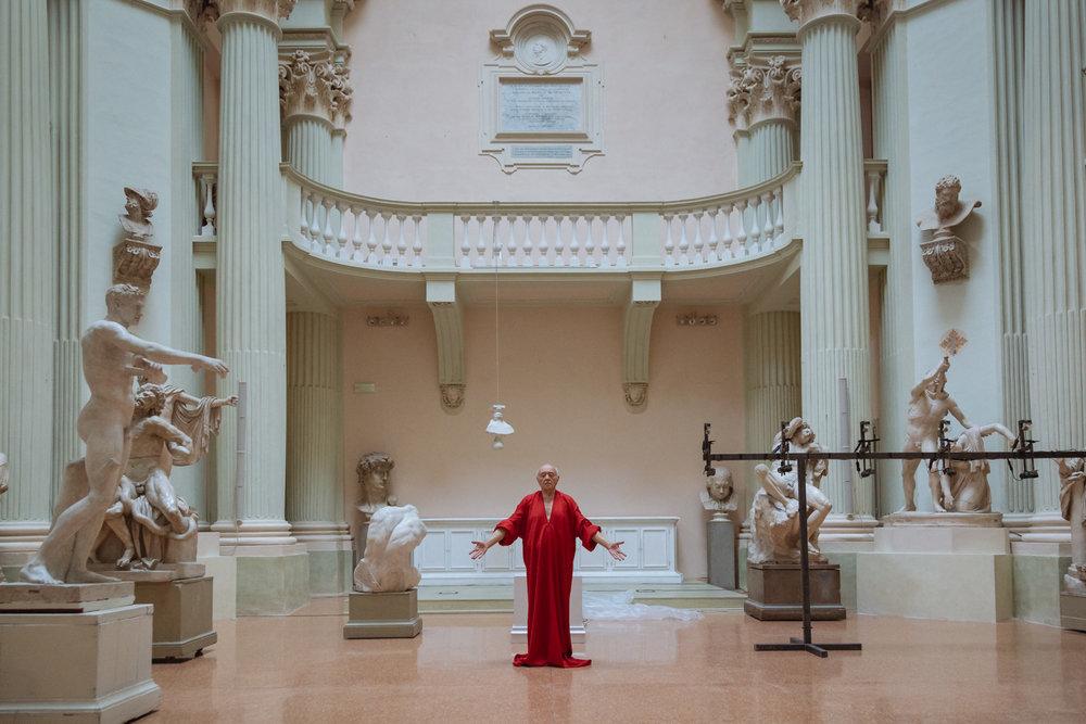 Romeo Castellucci | Julius Caesar. Spared parts