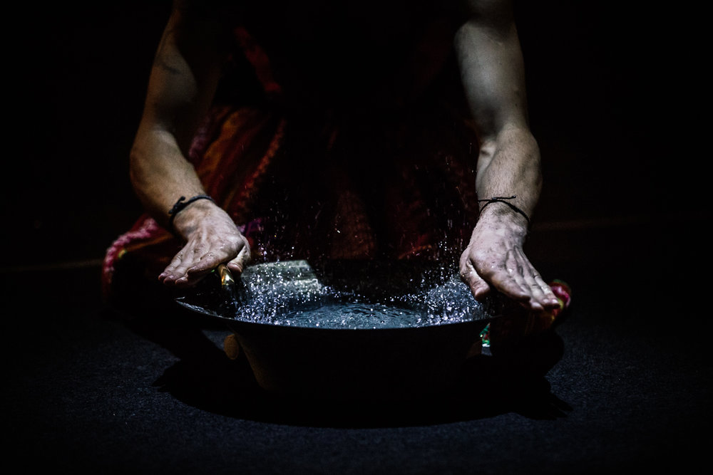 Local Foreigner | Hom(e)age    Spill Festival of Performance   Ipswich, 2016