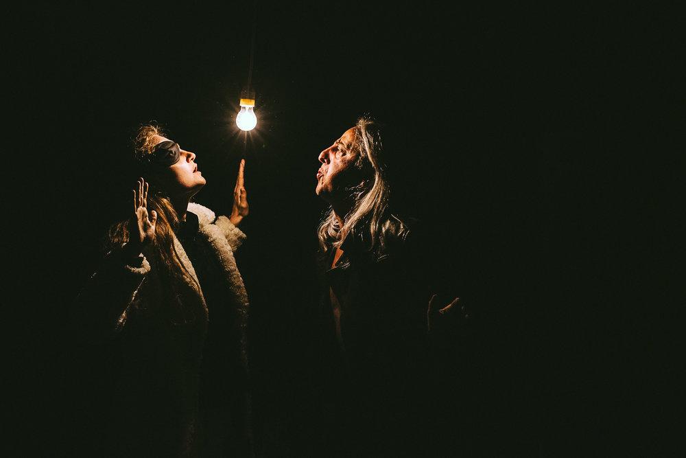 Nerval Teatro | Canelupo nudo