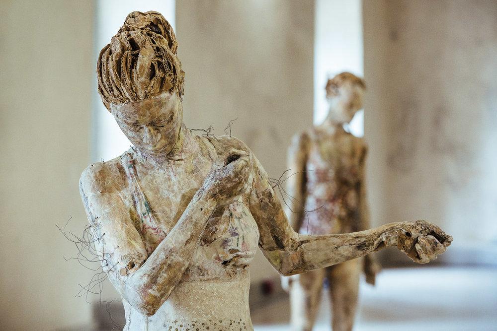 Cartasia. Biennale d'Arte  Liquid Identities   Lucca, 2014