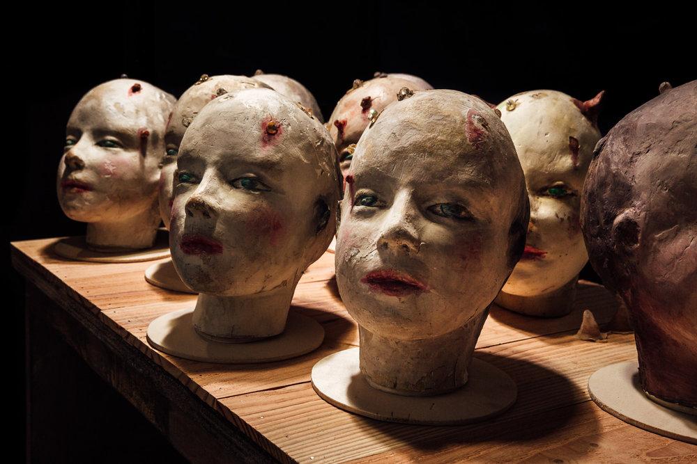 Teatro Del Carretto | Le Stanze del Sogno    Backstage   Lucca, 2016