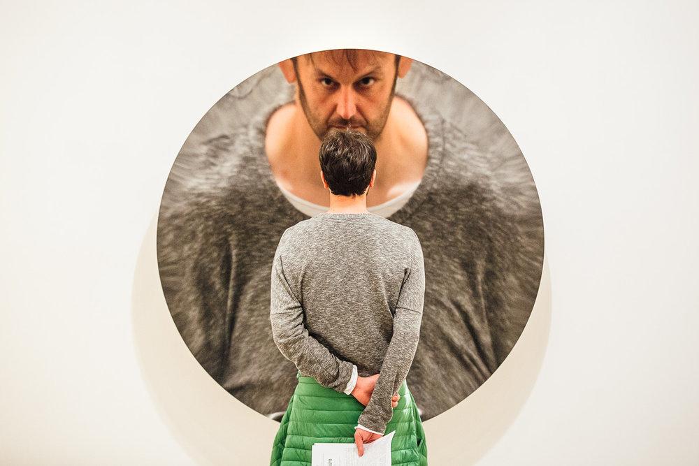 Anish Kapoor |Descension   Galleria Continua  San Gimignano, 2015
