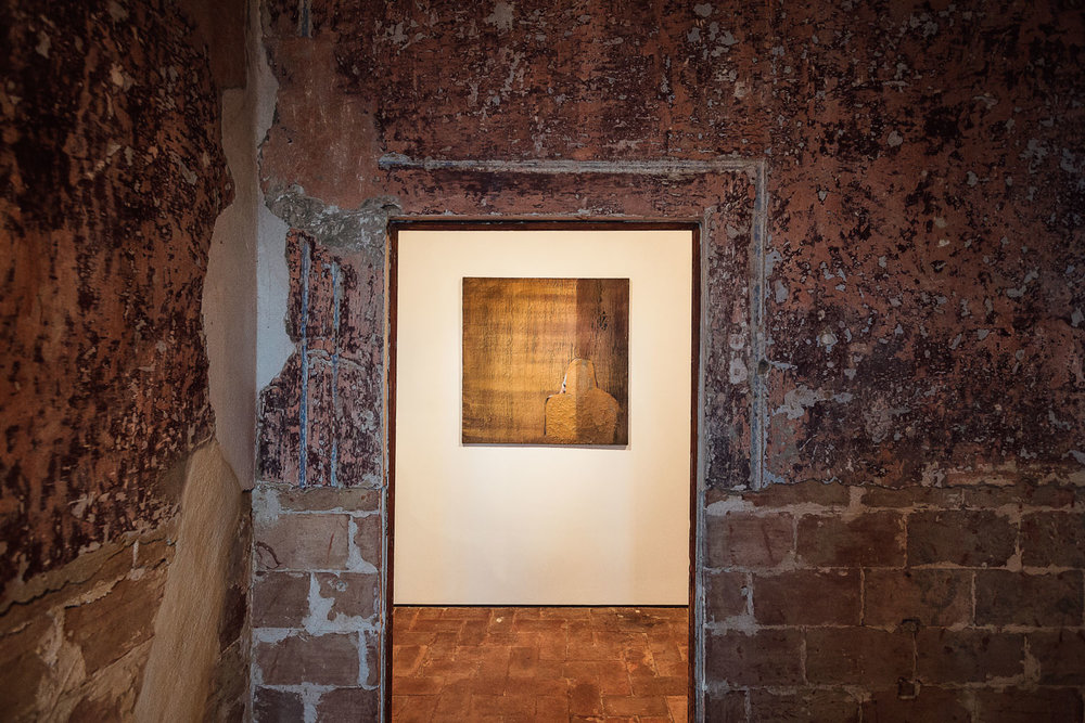 Michelangelo Pistoletto |  Prima dello Specchio    Galleria Continua   San Gimignano, 2015